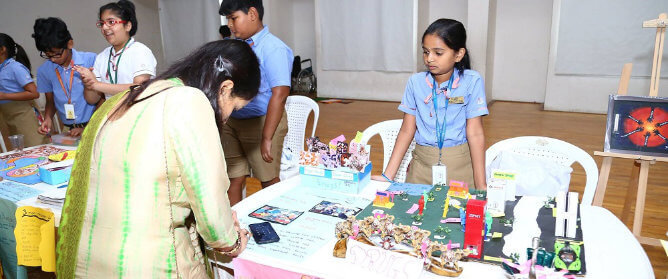 The impact of the PYP exhibition