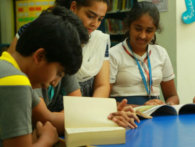 Reviving the lost art of reading books