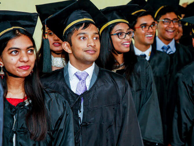 IBDP Graduates from Oakridge Bengaluru out-perform in University Placements