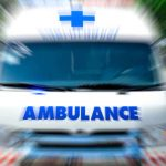 School students stress the importance of giving way to ambulance when on roads