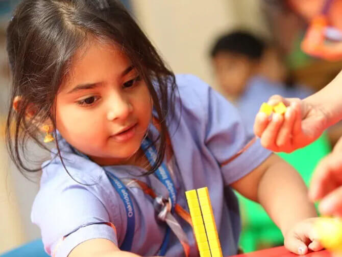 What makes Oakridge an ideal place for Early Years Education