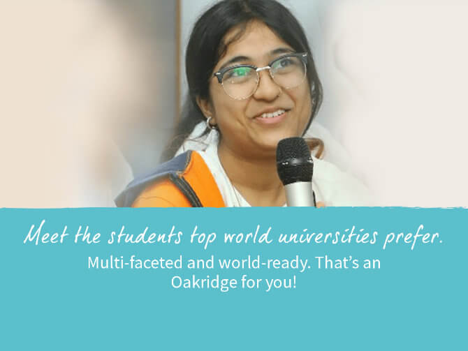 Top UK universities are pursuing this multi-talented girl from Visakhapatnam