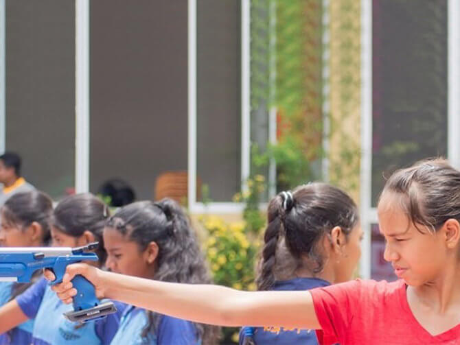 Unstoppable Sanuthi and her journey in sports