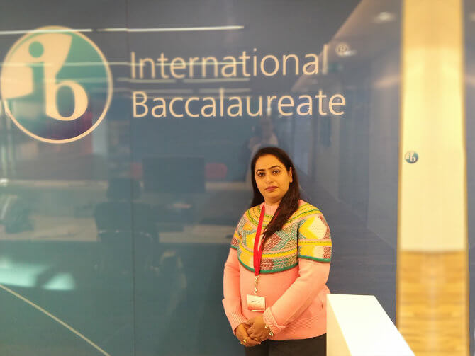 Only PYP Coordinator from India to be nominated
