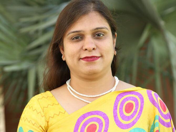 Ms. Pratha Keswani