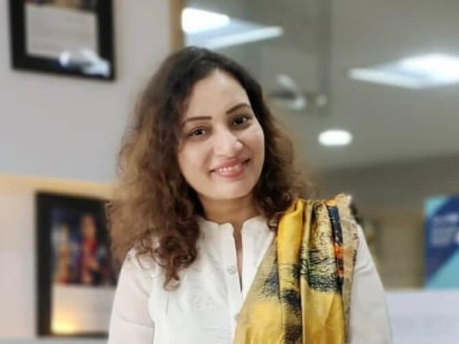 Ms. Priya Ballavarams