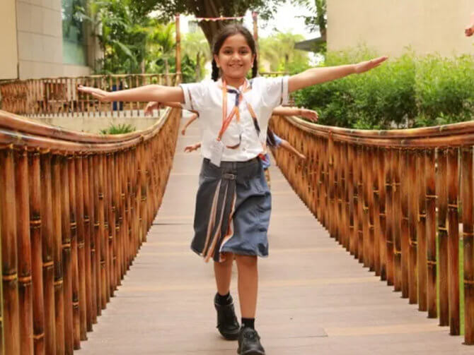 Oakridge Schools in 'Top 5' Times of India Rankings