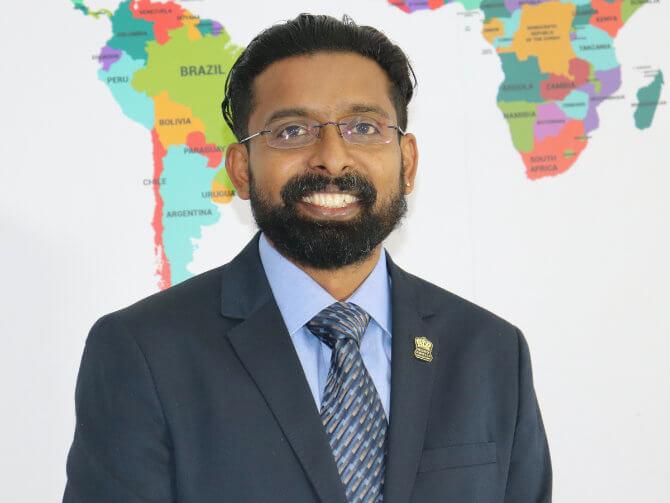 Mr. Jayan Vijayan