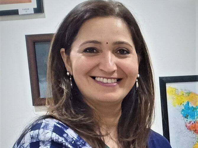 Ms. Jasjit Kaur