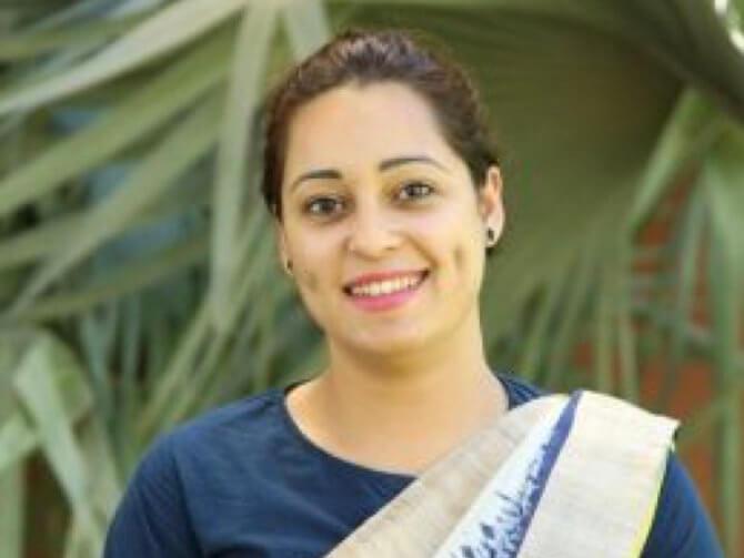Ms. Vineet Gill