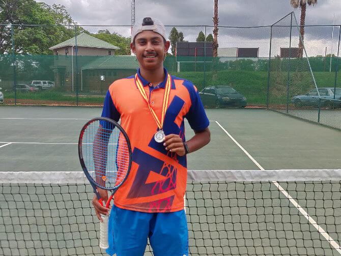 Tennis sensation from Oakridge Gachibowli