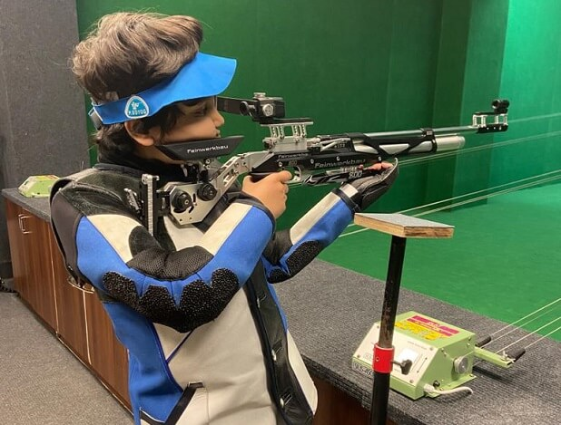 The Young Face of Air Rifle Shooting